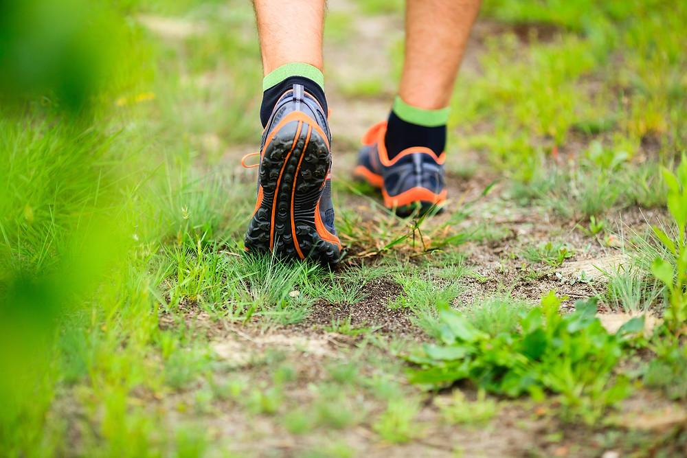 10 bonnes raisons de marcher plus souvent par le physiothérapeute Denis Fortier