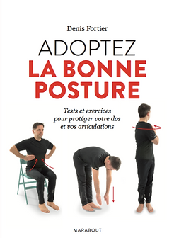 Adoptez la bonne posture, teste et exercices