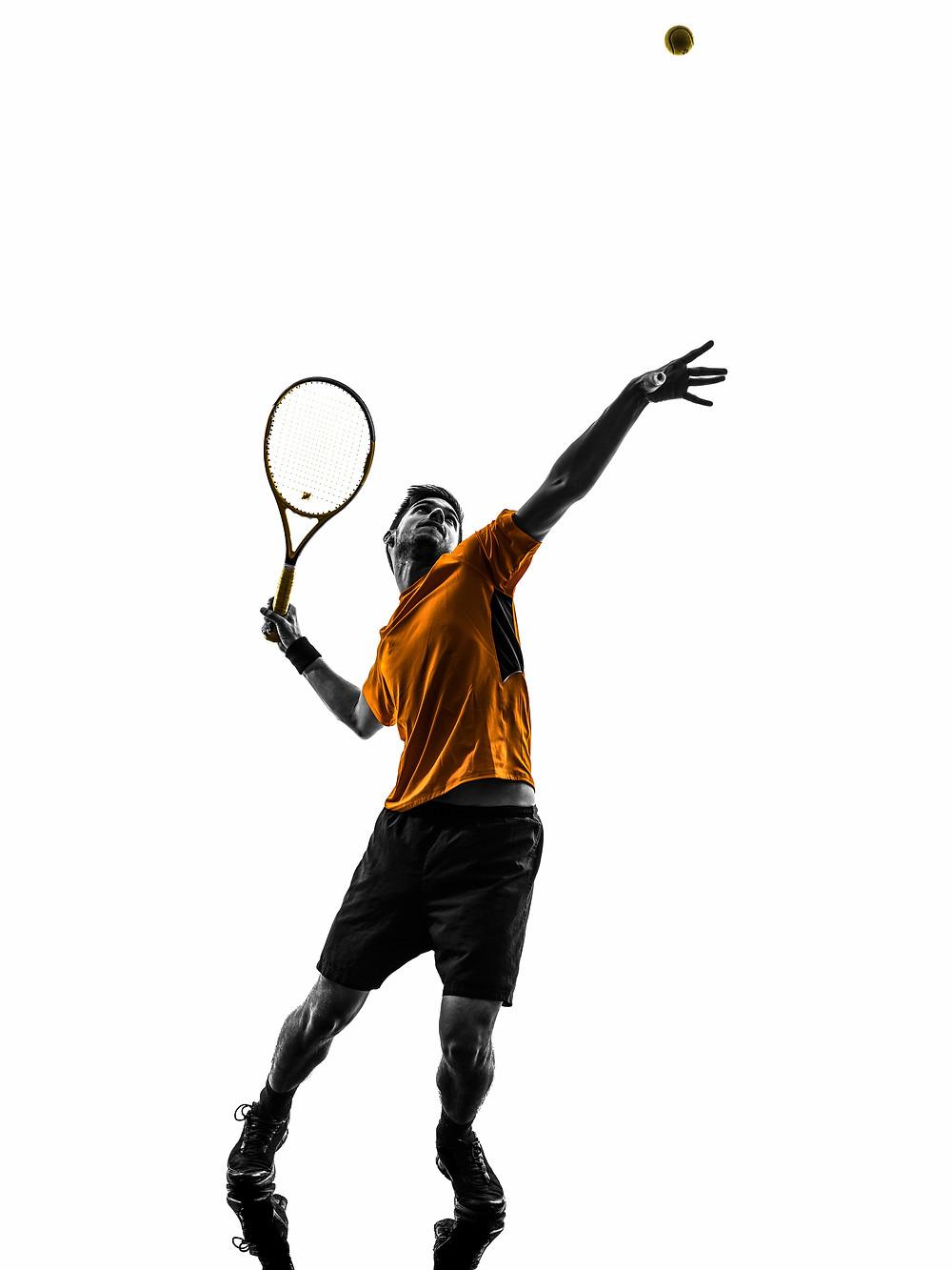 Conseils d'un physio: tennis