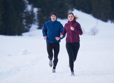 Quiz: la course à pied en hiver