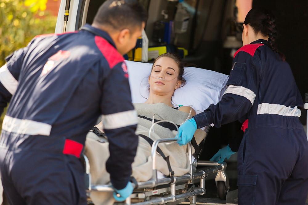 La physiothérapie favorise un meilleur pronostic après un accident de voiture