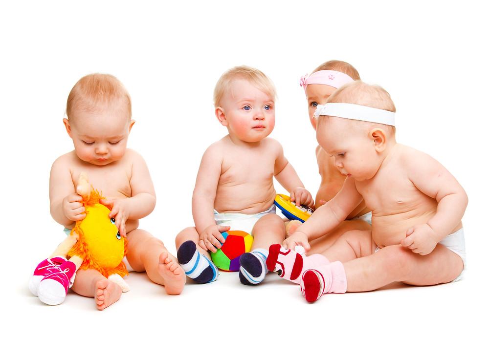 Conseils d'un physio: le développement moteur, les jouets et la physiothérapie