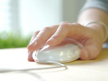 La souris d'ordinateur: 10 conseils antidouleurs
