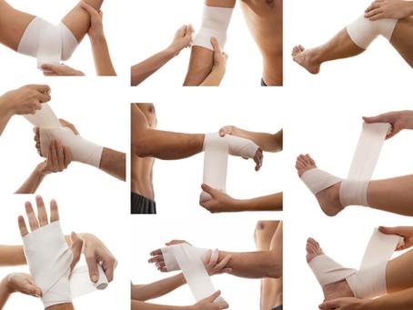 22 conseils pour bien installer un bandage élastique