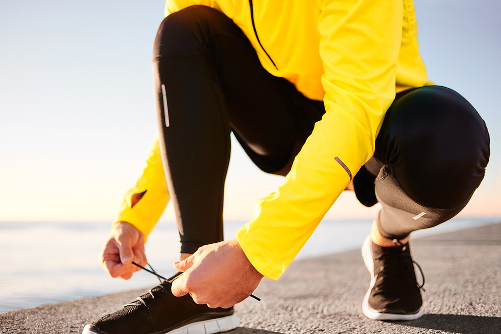 Les conseils de Denis Fortier: la course à pied et la physiothérapie