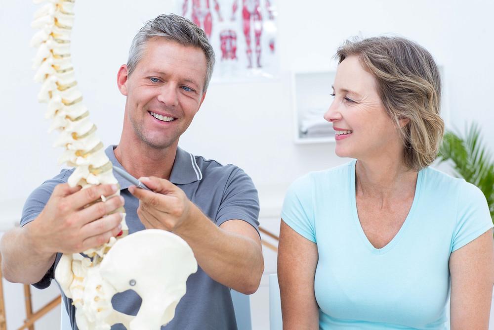 Conseils d'un physio douleur au dos