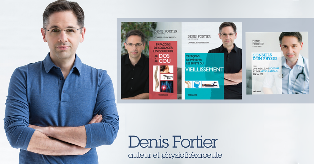 Les conseils du physiothérapeute Denis Fortier sur les mouvements de la mâchoire (ATM)