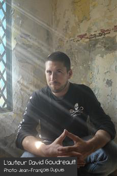 L'auteur David Goudreault [Stanké]