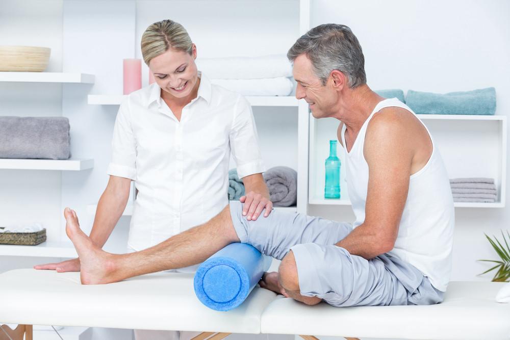 Des cLa physiothérapie et les déchirures de ménisques