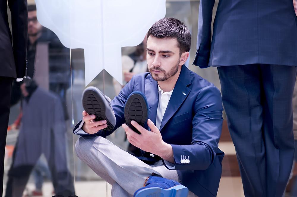 Les conseils du physiothérapeute Denis Fortier sur les critères indispensables pour bien choisir ses chaussures