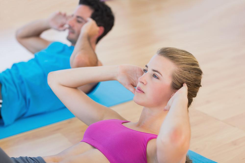 Soulagez la douleur au dos avec vos abdominaux