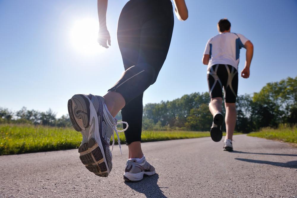 Denis Fortier donne des conseils afin de prévenir les blessures en course à pied