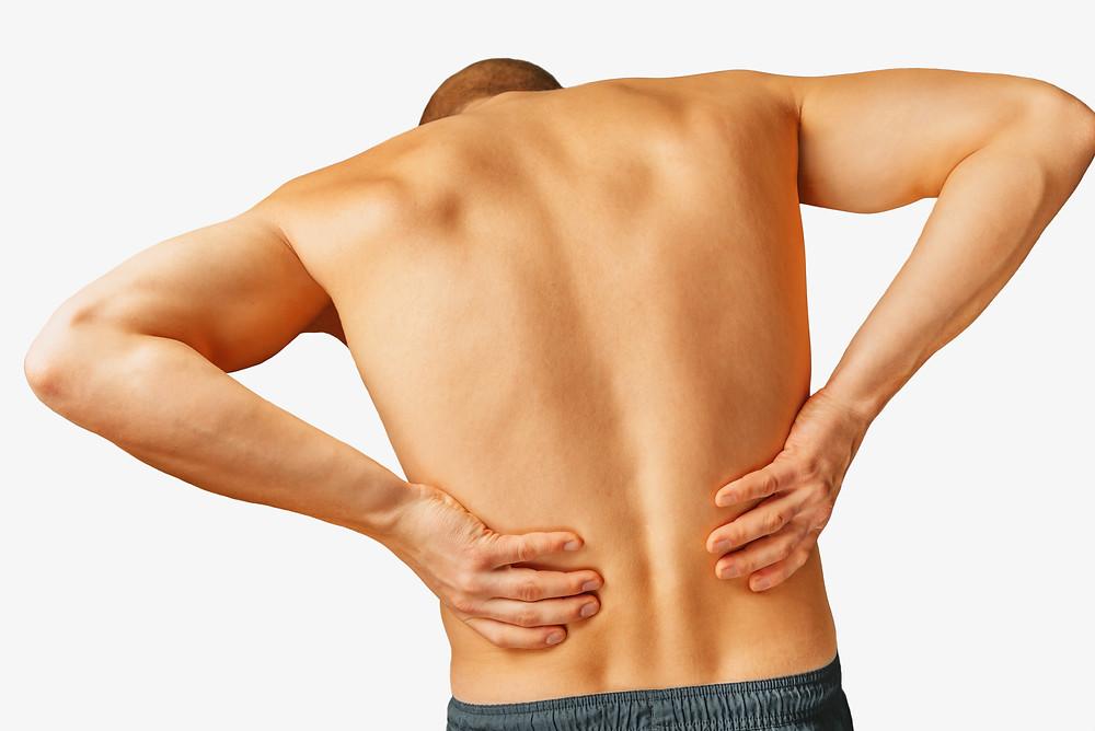 La hernie discale: les conseils d'un physiothérapeute Denis Fortier