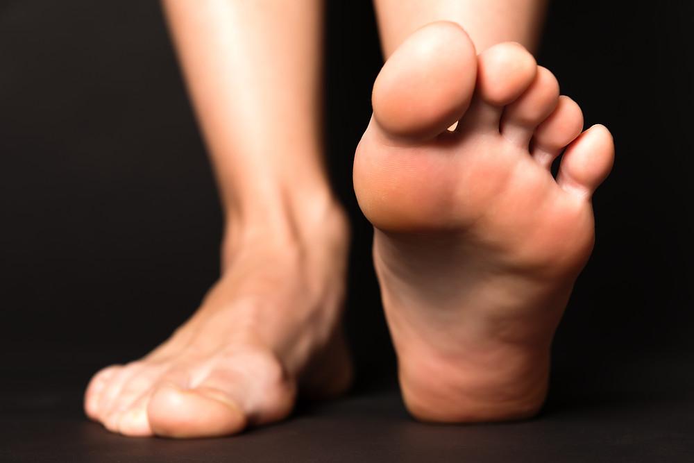 Conseils du physiothérapeute Denis Fortier: les pieds et la voute plantaire