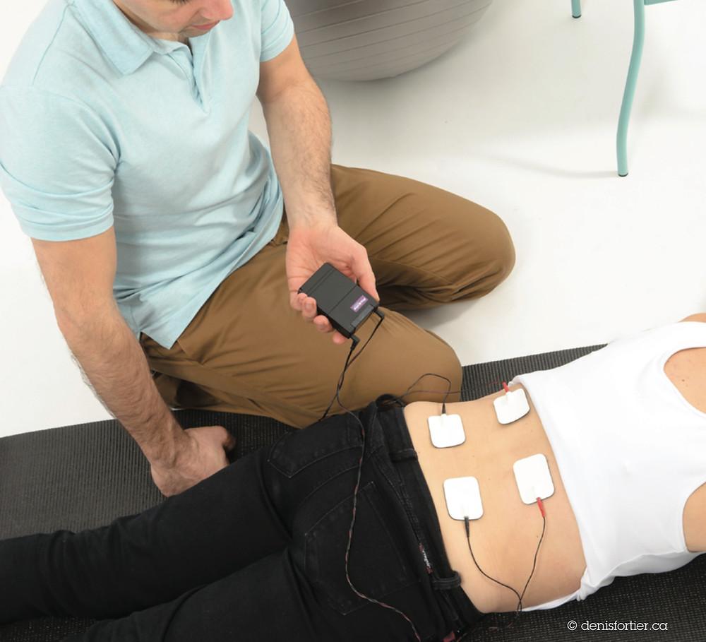 Le tens: un appareil qui soulage la douleur