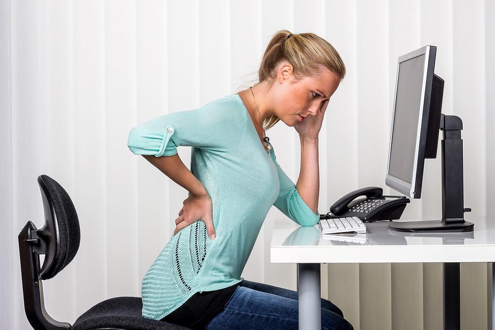 Conseils d'un physio: la douleur reliée à l'utilisation de l'ordinateur