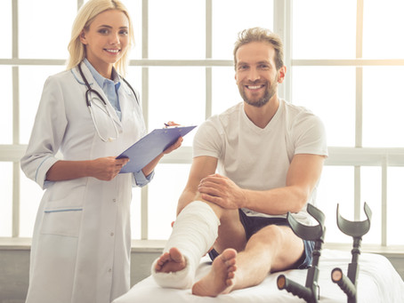 7 conseils [essentiels] pour mieux guérir d'une fracture