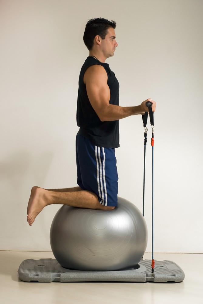 Les exercices d'équilibre et de proprioception