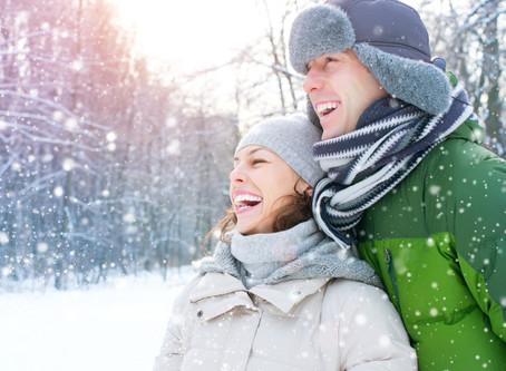 10 bonnes raisons de marcher cet hiver!