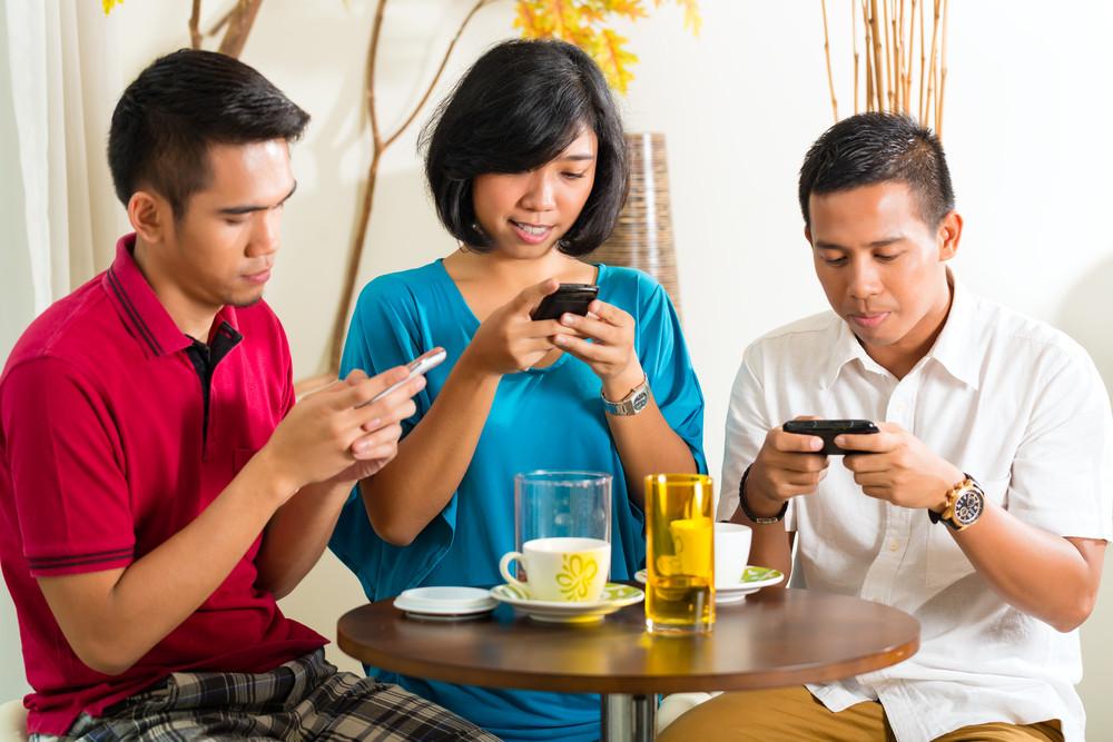 Les douleurs causées par le téléphone intelligent