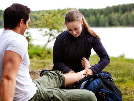 Comment les bandages et les supports élastiques contribuent à la guérison d'une blessure ?