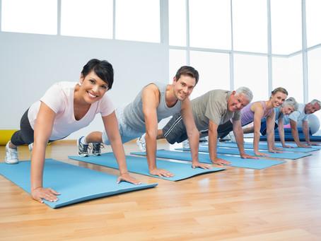 Voici comment rester motivé à faire une activité physique:
