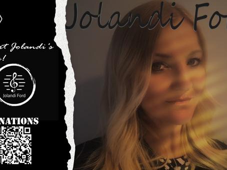 Want to support Jolandi's music?