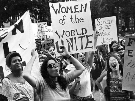 Second-Wave Feminism and Early Intersectionality