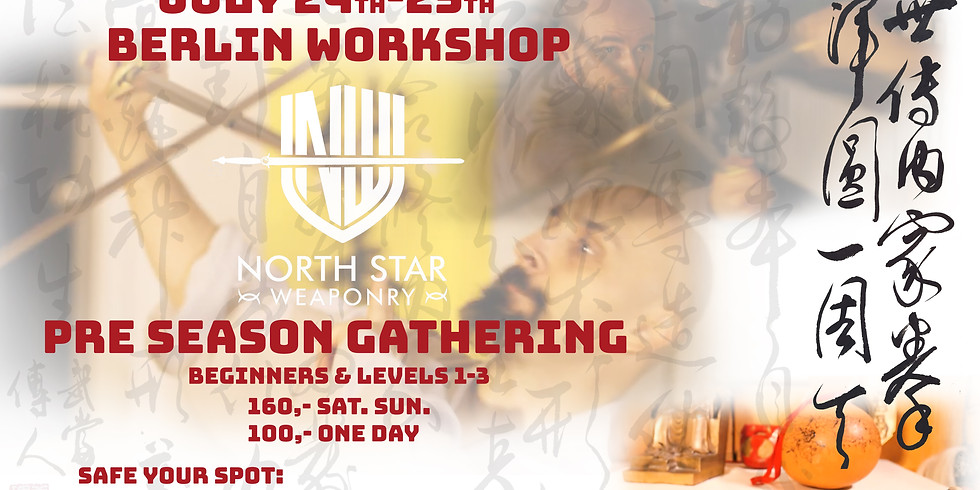 NW Welcome Workshop