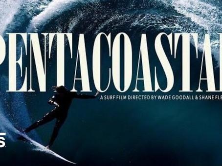 Vans present new surf film 'Pentacoastal'