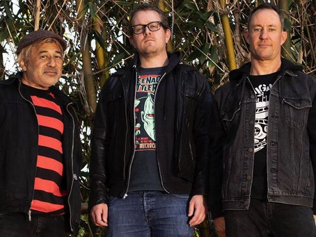 Skateboarding legend Steve Caballero kicks off new band Urethane