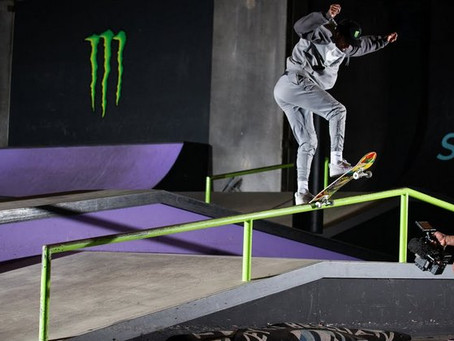 Get sheltered in with Nyjah Huston