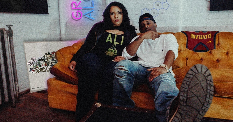G. Huff and Lena Jackson