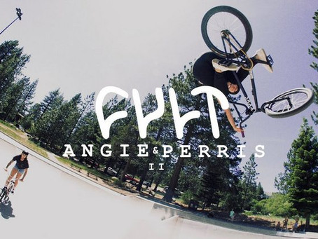 Watch Angie Marino and Parris Benegas in new Cult Crew video