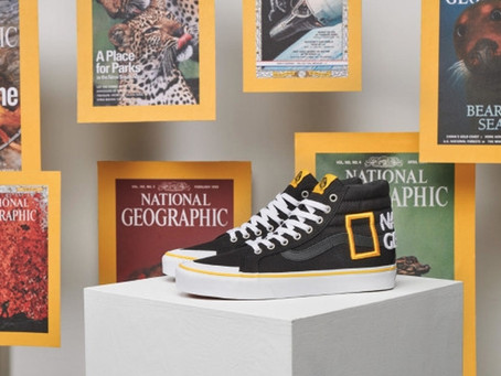 Vans drop National Geographic collaboration collection