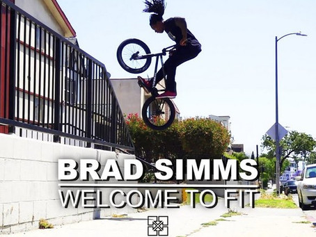 Brad Simms drops 'Welcome to FIT' video