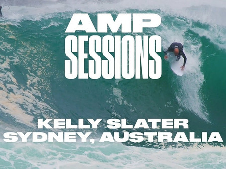 Watch Kelly Slater tackles one of Sydney's weirdest slabs