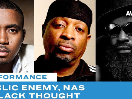 Public Enemy drop new version of 'Fight The Power' at BET Awards