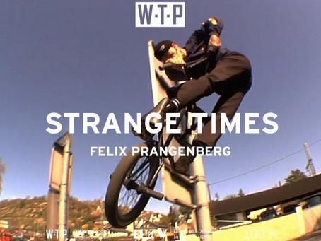 Felix Prangenberg shares new clip for Wethepeople BMX
