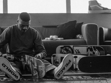Justin Henry shares his story in 'World Peace,' a new video for Vans