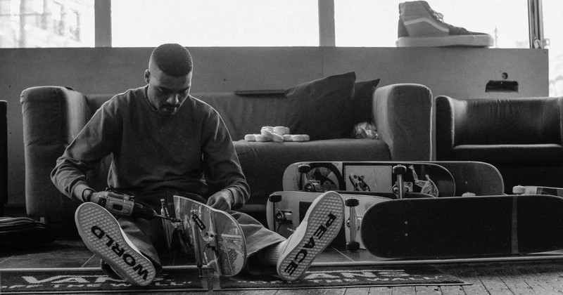 Justin Henry / Photo: Vans