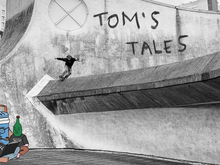 Vans EU shares new video 'Tom's Tales'