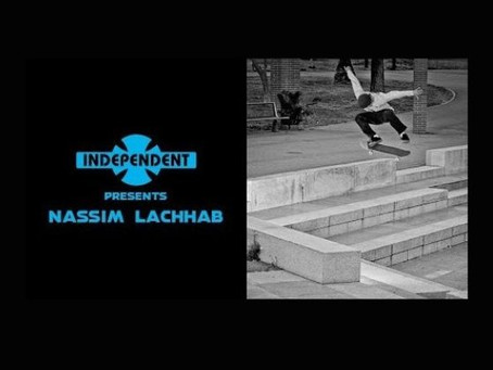 Watch Nassim Lachhab's new 'Indy' part