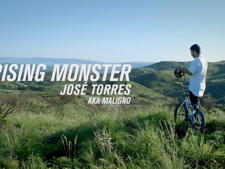 José Torres shares his story in 'Rising Monster' video
