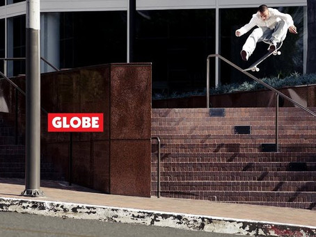 Aaron Kim drops 'Welcome to Globe' part