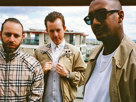 Chase & Status drop unreleased fabric mix track 'Engage'