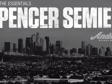 Spencer Semien shares new short edit for Andale Bearings
