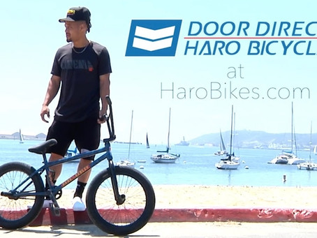 Watch Chad Kerley order, ensemble and test his signature Haro CK