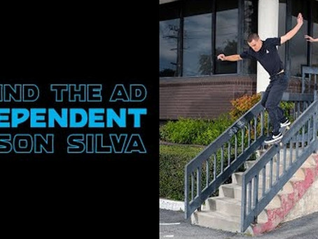 Go 'Behind The Ad' with Mason Silva and Indy Trucks