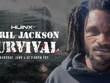 Cyril Jackson shares 'Survival' part